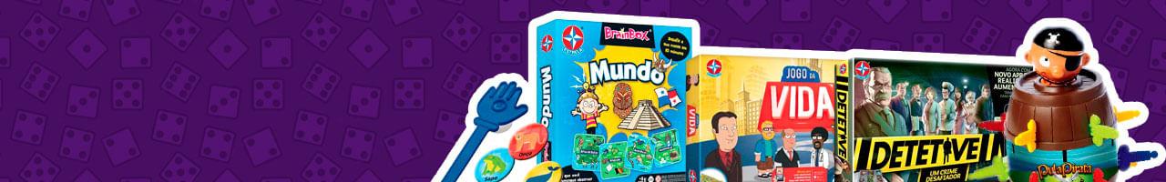 Jogos da Estrela - Brinquedos Estrela bb271c2b3e