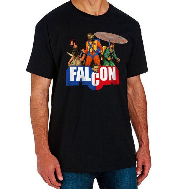Camiseta-Falcon-Aventuras-Preta-Produto-Estrela