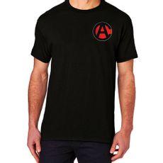 Camiseta Comandos em Ação Preta Produto Estrela