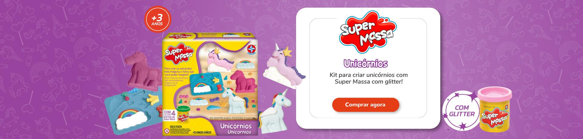Super Massa Unicornios