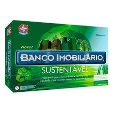 Jogo Banco Imobiliário Sustentável Embalagem Estrela