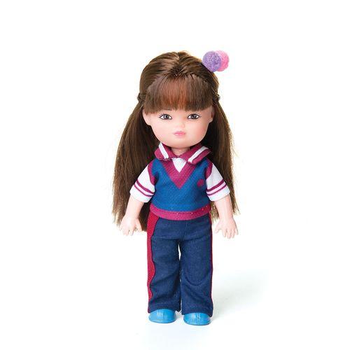 Mini Boneca Poliana Estrela