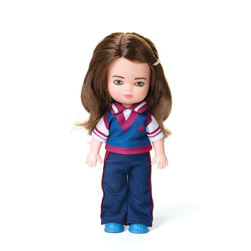 Mini Boneca Mirela Estrela