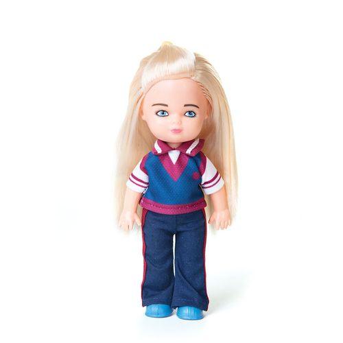 Mini Boneca Lorena Estrela