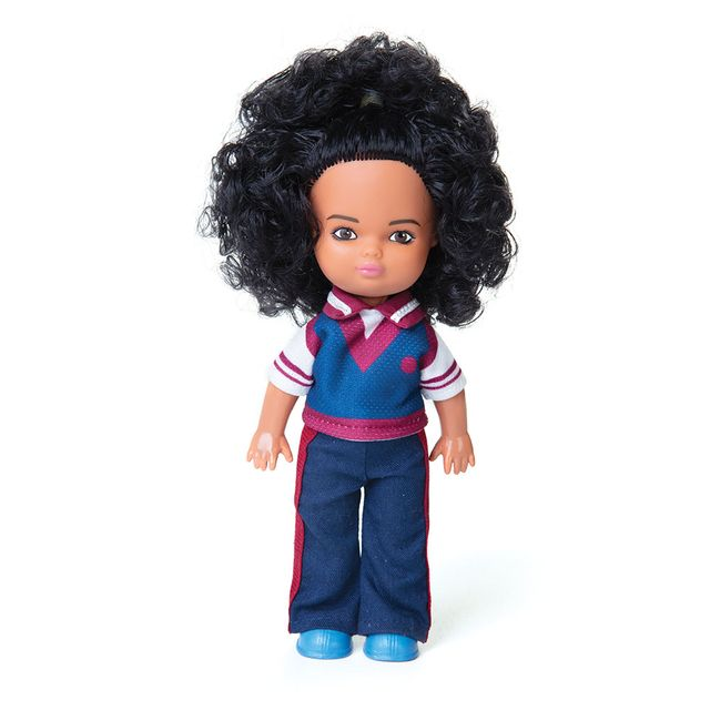 Mini Boneca Kessya Estrela