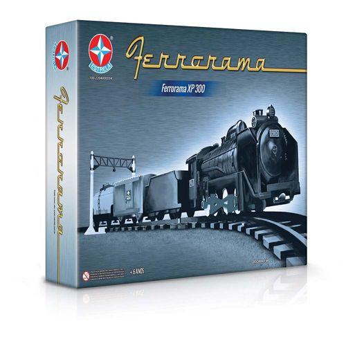 Autorama Ferrorama XP300 Embalagem Estrela