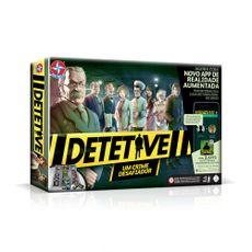 Jogo Detetive com aplicativo Embalagem Estrela