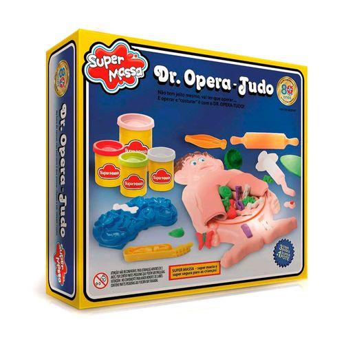 Massinha Super Massa Dr Opera Tudo Embalagem Estrela