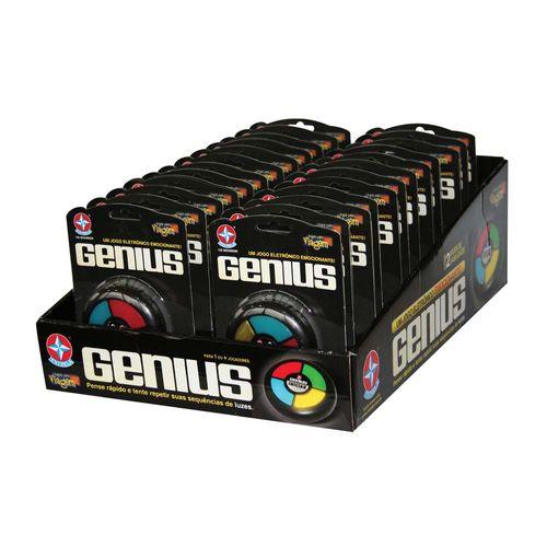 Jogo Mini Genius Embalagem Estrela