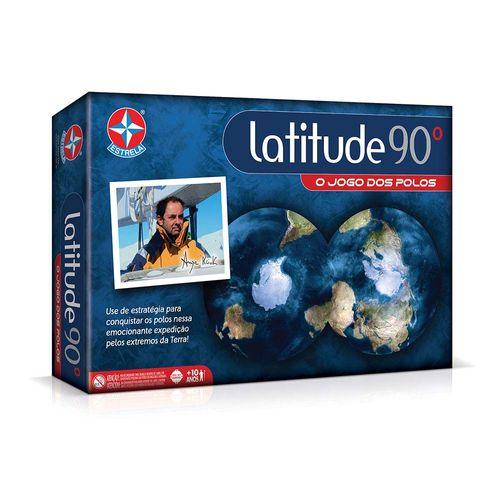 Jogo Latitude 90 Embalagem Estrela