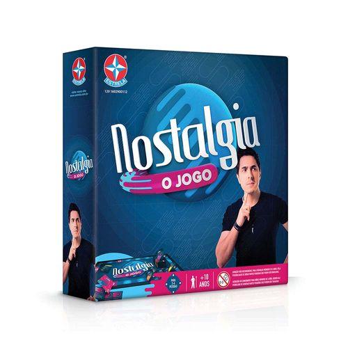 Jogo Nostalgia Embalagem Estrela