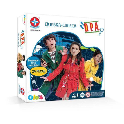 Quebra-Cabeça DPA 24 peças Embalagem Estrela