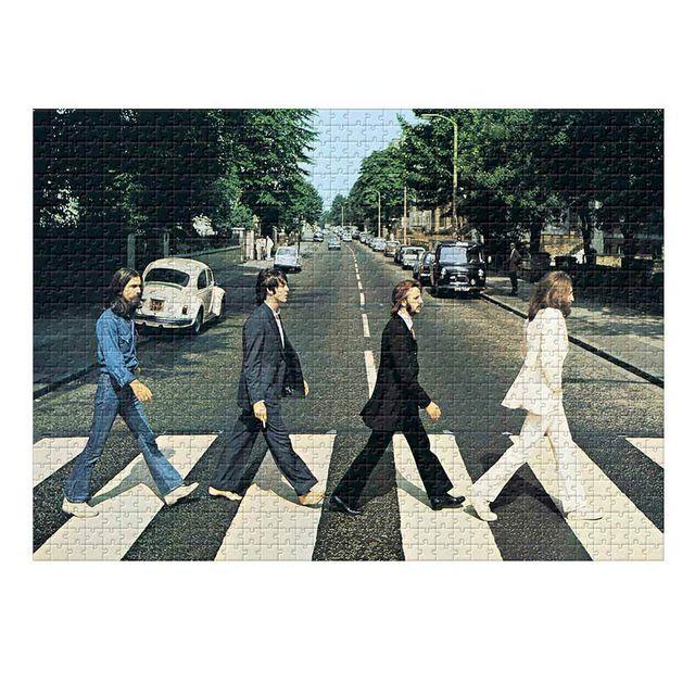 Quebra-Cabeça The Beatles 1000 peças Produto Estrela