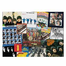 Quebra-Cabeça Beatles 2000 peças Produto Estrela