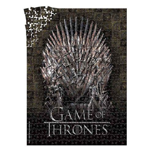 Quebra-Cabeça Game of Thrones 500 peças Produto Estrela
