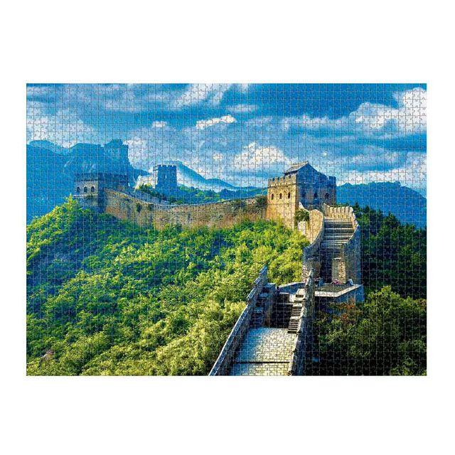 Quebra-Cabeça Muralha da China 2000 peças Produto Estrela