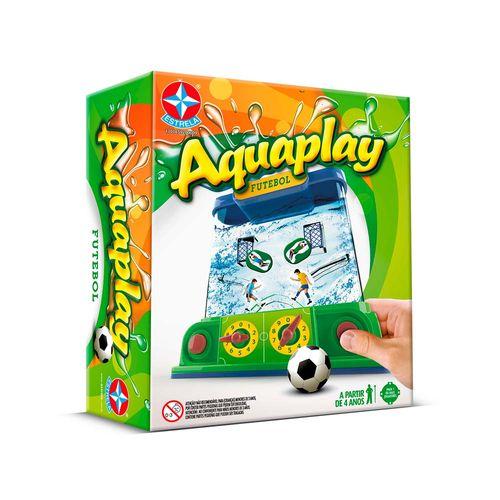 Jogo Aquaplay Futebol Embalagem Estrela