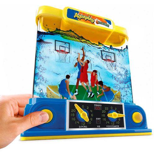 Jogo Aquaplay Basquete Produto Estrela
