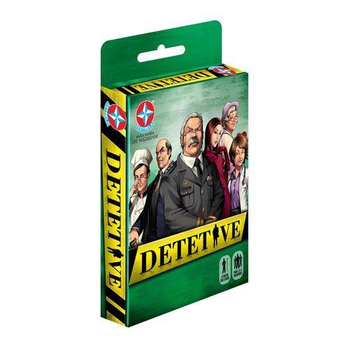 Jogo Detetive Cartas Embalagem Estrela