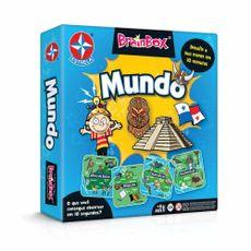 Jogo Brainbox Mundo Embalagem Estrela