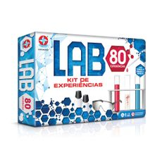 Jogo Lab 80 Embalagem Estrela