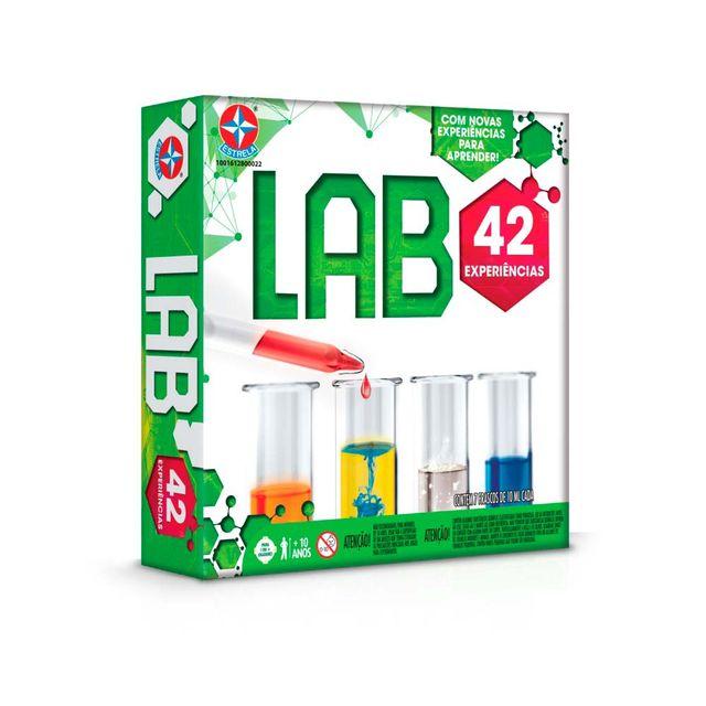 Jogo Lab 42 Embalagem Estrela