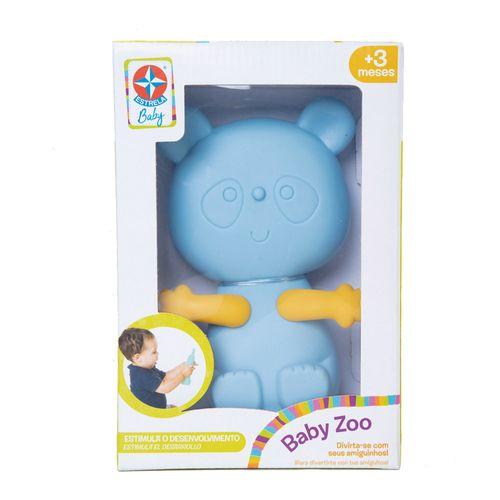 Baby Zoo Ursinho azul Estrela Baby Embalagem Estrela