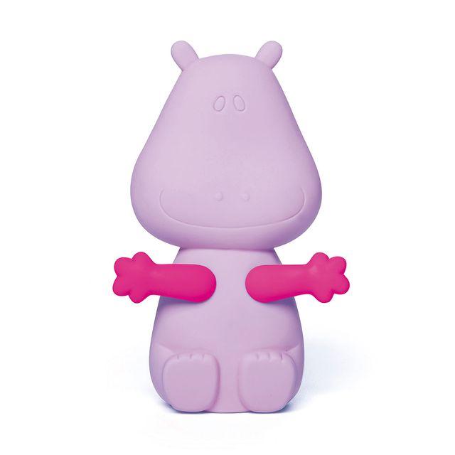 Baby Zoo Hipopótamo lilás Estrela Baby Produto Estrela