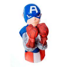 Boneco Hero Fighters Vingadores Capitão América 24 cm Produto Estrela