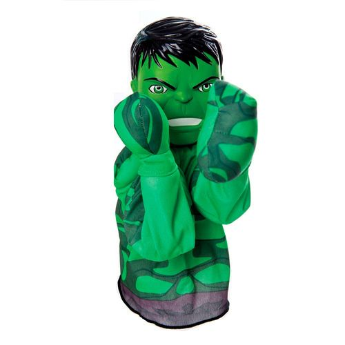 Boneco Hero Fighters Vingadores Hulk 24 cm Produto Estrela