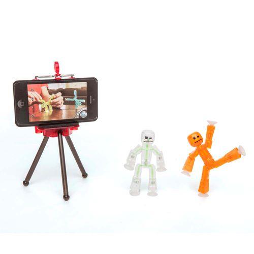 Bonecos Stikbot Studio Produto Estrela