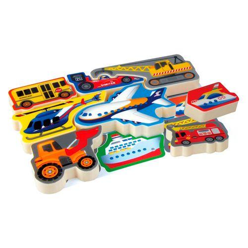 Monta Encaixa Transportes Estrela Baby peças montadas Produto Estrela