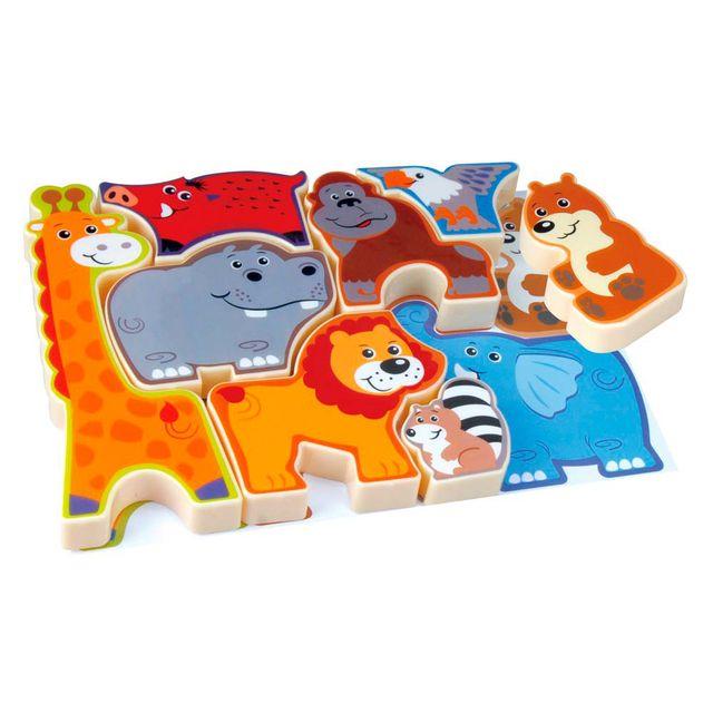 Monta Encaixa Animais Estrela Baby peças montadas Produto Estrela