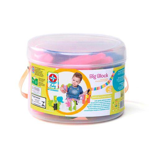 Big Blok Estrela Baby Embalagem Estrela