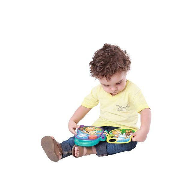 Livrinho Divertido Estrela Baby com criança Produto Estrela
