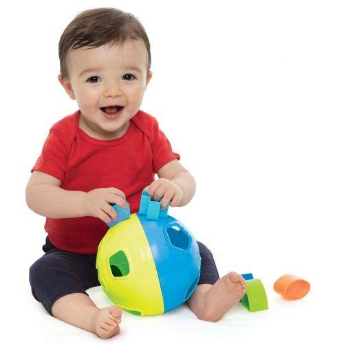 Formas na Bola Estrela Baby com criança Produto Estrela