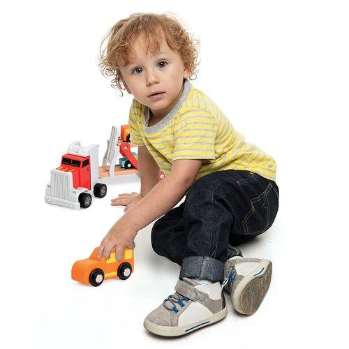 Caminhão de Carrinhos Estrela Baby com criança Produto Estrela