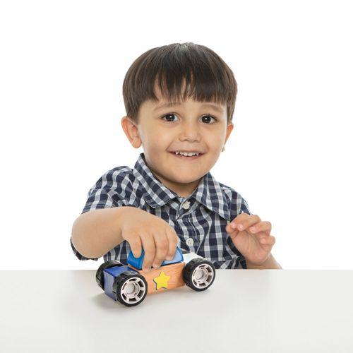 Construindo com Bloquinhos Departamento de Polícia Estrela Baby com criança Produto Estrela