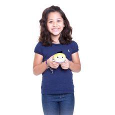 Mini Pelúcia Tsum Tsum Alice 11 cm com criança Produto Estrela