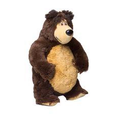 Pelúcia Urso Masha 40 cm lateral direita Produto Estrela