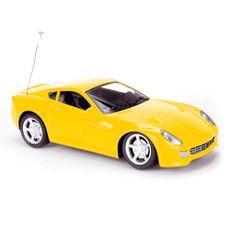 Carrinho de Controle Remoto Supremus Legend Amarelo Produto Estrela