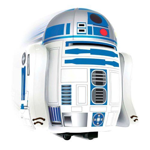 Boneco Inflável rádio controlado Star Wars R2D2 Produto Estrela