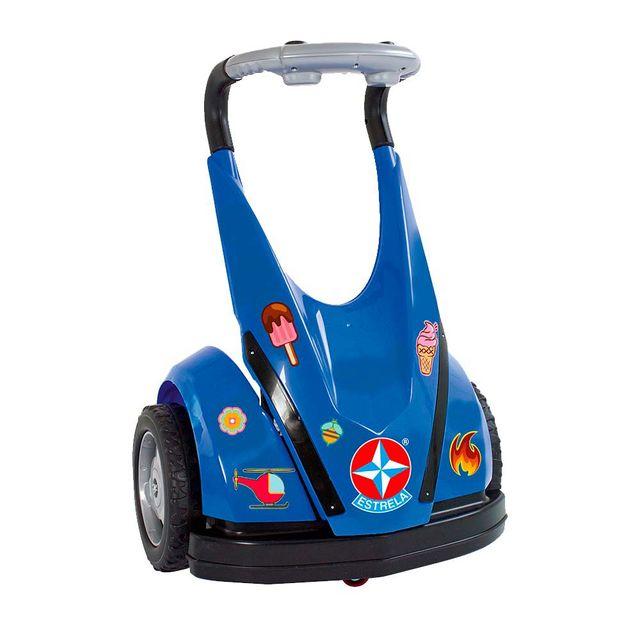 Segway infantil motorizado Dareway Produto Estrela
