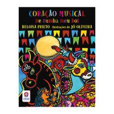 Coração Musical de Bumba Meu Boi Capa Estrela-Cultural