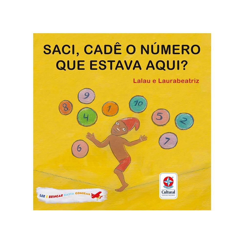 Resultado de imagem para Saci, cadê o número que estava aqui?