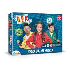 Jogo da Memória DPA Embalagem Estrela