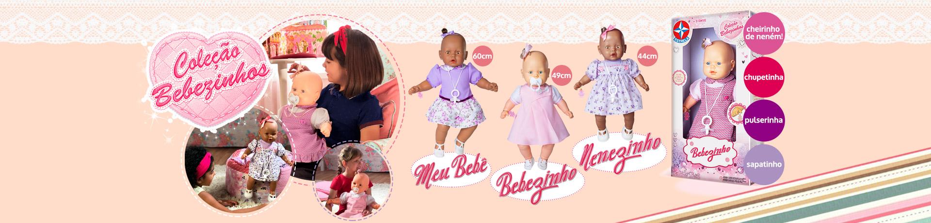 Coleção Bebezinhos