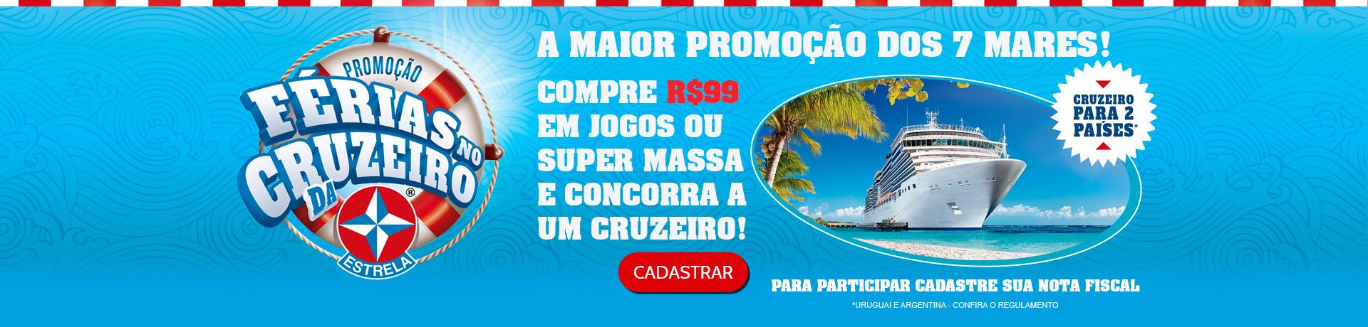 Promoção Cruzeiro da Estrela