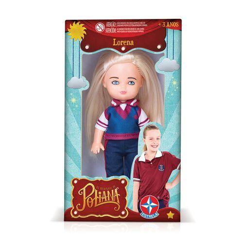 Embalagem Mini Boneca Lorena Estrela