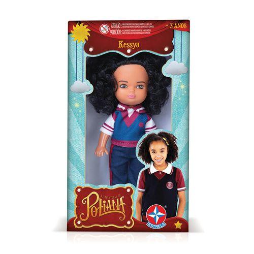 Embalagem Mini Boneca Kessya Estrela